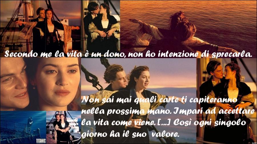 titanic frasi d amore